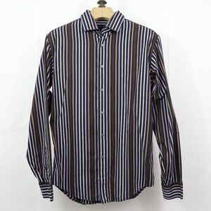 Zara Man Striped Dress Shirt